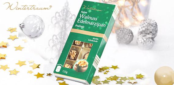 Walnuss-Edelmarzipan-Pralinés, Oktober 2010