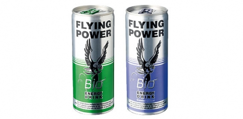 Energy Drink Bio, Oktober 2008