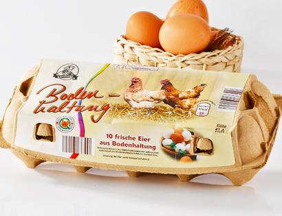 Eier aus Bodenhaltung, Januar 2014