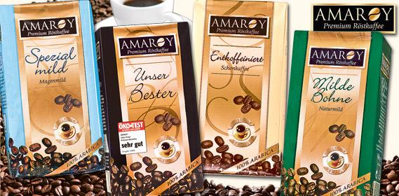 Röstkaffee Gemahlen, Oktober 2010