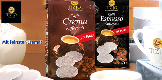 Caffé, Pads, November 2011