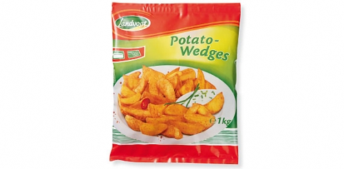Potato Wedges, Januar 2009