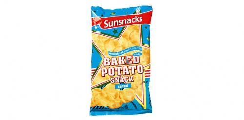 Baked Potato Snack, Januar 2009