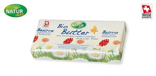 Bio Butter, April 2009