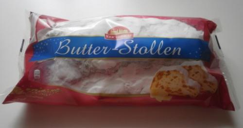 Butter-Stollen, Dezember 2012