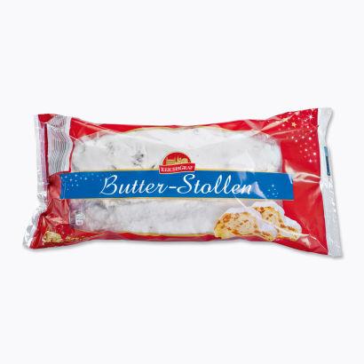Butter-Stollen, September 2014