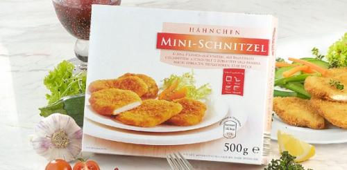 Hähnchen-Mini-Schnitzel, M�rz 2009