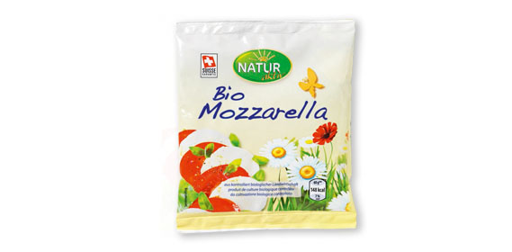 Bio Mozzarella, April 2012