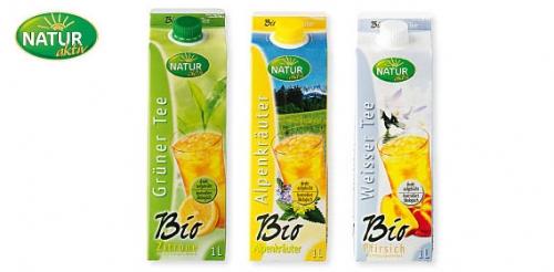 Bio Premium Eistee, August 2009