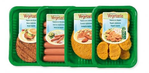 Vegetarische Gerichte, August 2009