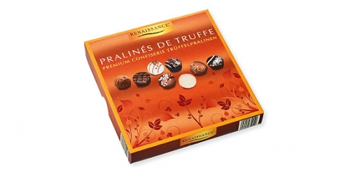 Pralines de Truffe, September 2009