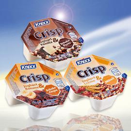 Crisp-Joghurt, Oktober 2010