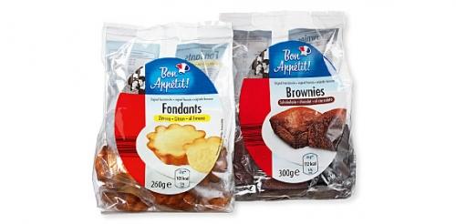 Brownies/Fondants, Dezember 2009