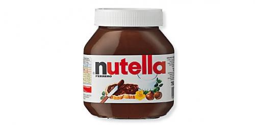 Nutella, Februar 2010