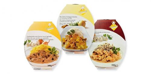 Schweizer Fleisch Gerichte, Februar 2010