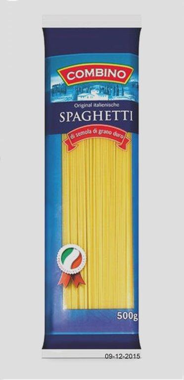 Spaghetti, Dezember 2015