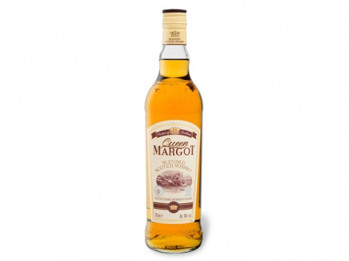 Queen MARGOT Blended Scotch Whisky, Februar 2017