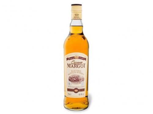 Queen MARGOT Blended Scotch Whisky, Februar 2017