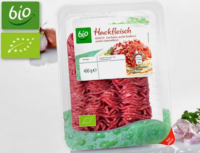 Hackfleisch, gemischt, Februar 2014