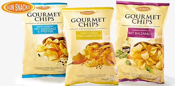 Gourmet Chips, September 2012
