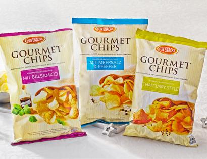 Gourmet Chips, November 2013