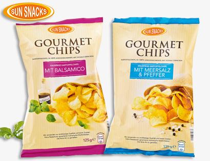 Gourmet Chips, Mai 2014