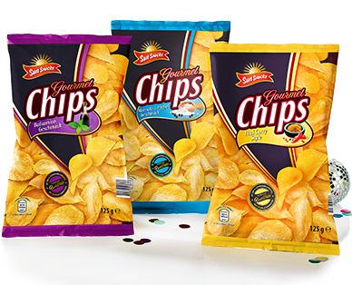 Gourmet Chips, Februar 2015