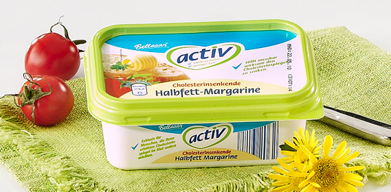 AKTIV Halbfett-Margarine, September 2010
