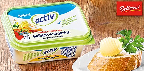 AKTIV Halbfett-Margarine, November 2011