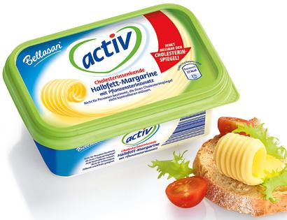 AKTIV Halbfett-Margarine, Januar 2014