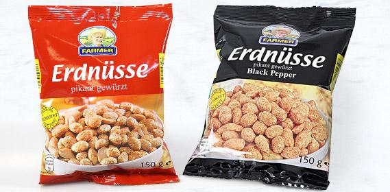 Erdnüsse, Juli 2010