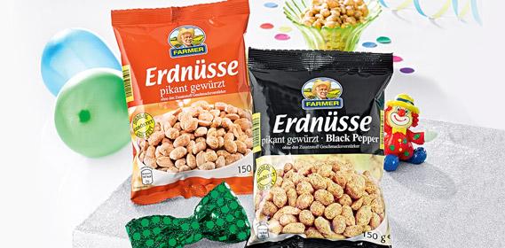 Erdnüsse, Februar 2011