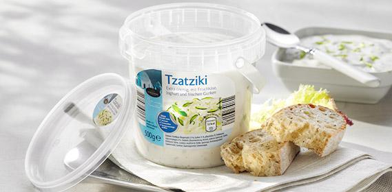 Tzatziki, April 2012