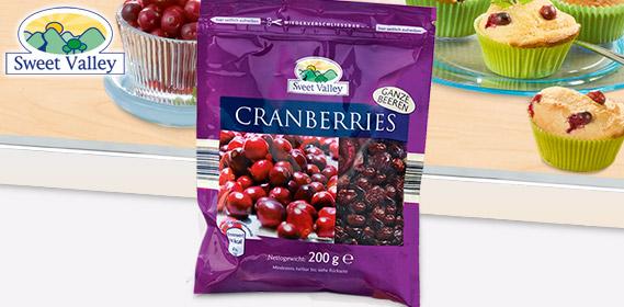 Cranberry-Vielfalt, Februar 2011