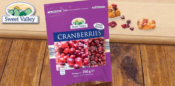 Cranberry-Vielfalt, Oktober 2011