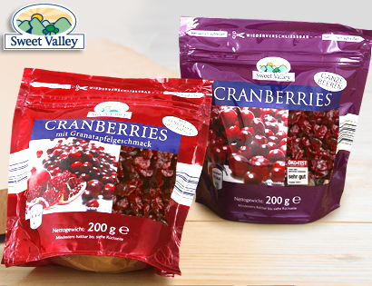 Cranberry-Vielfalt, Oktober 2013