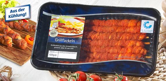 Grillfackeln, Juli 2010