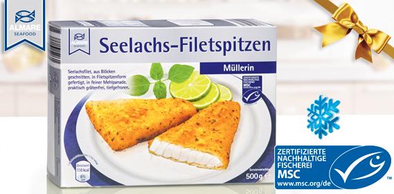 Seelachs-Filetspitzen, M�rz 2013