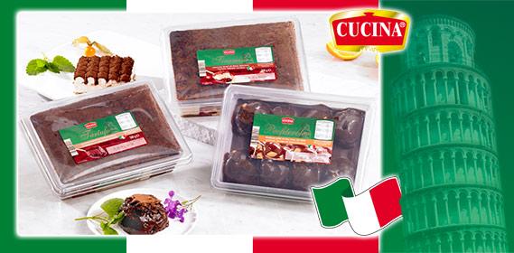 Italienisches Dessert, Juli 2010