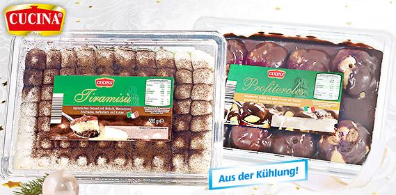 Italienisches Dessert, Dezember 2011