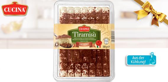 Italienisches Dessert, M�rz 2013