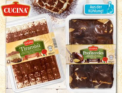 Italienisches Dessert, Juli 2013