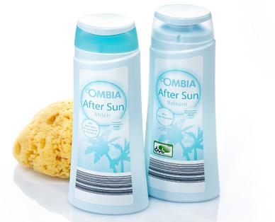 After Sun Milch oder Balsam, April 2015