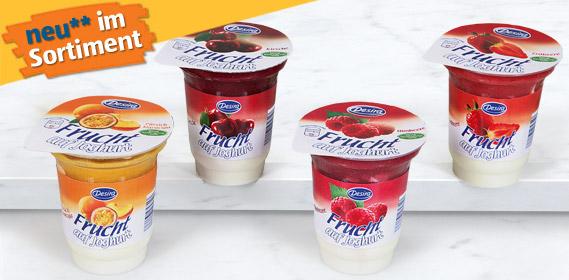 Frucht auf Joghurt, Juli 2010