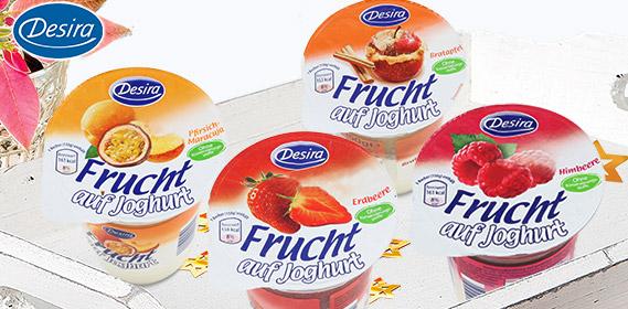 Frucht auf Joghurt, November 2010