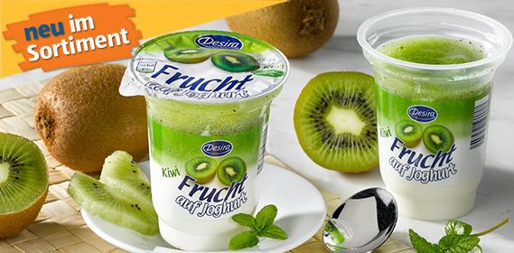 Frucht auf Joghurt, Mai 2011