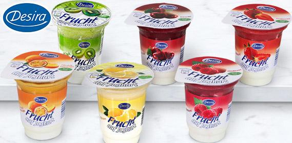 Frucht auf Joghurt, Juni 2011