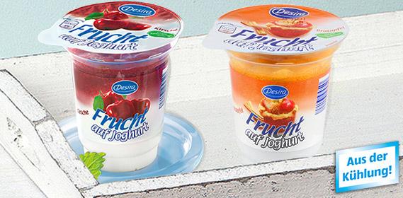 Frucht auf Joghurt, November 2011