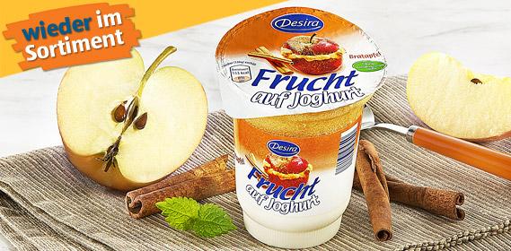 Frucht auf Joghurt, Dezember 2011