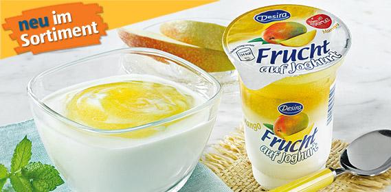 Frucht auf Joghurt, Juni 2012